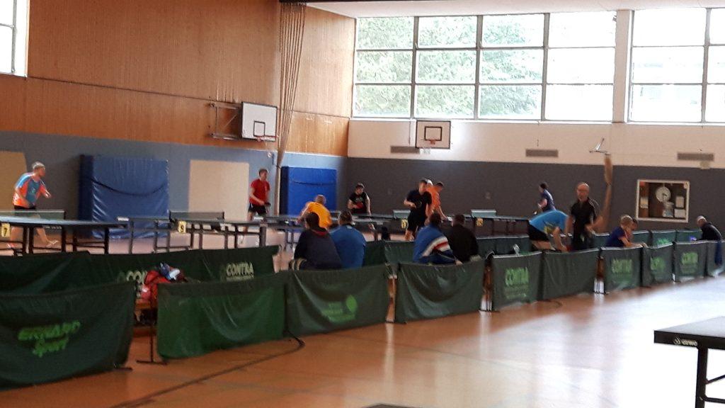 Wettkampf in Osdorf